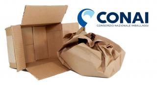 Contributi CONAI: Carta e Cartone ridotti del 50%