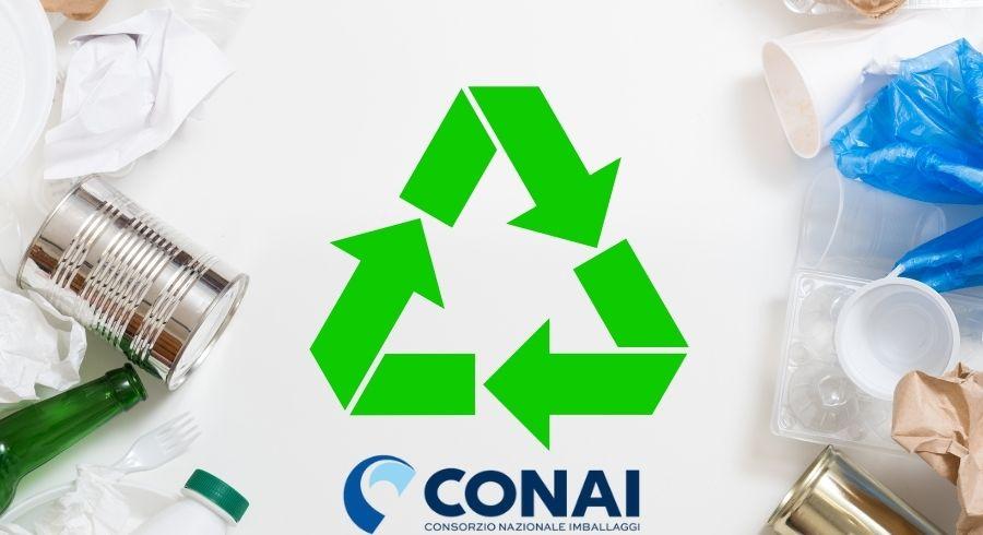 Prorogato l'obbligo di etichettatura ambientale degli imballaggi